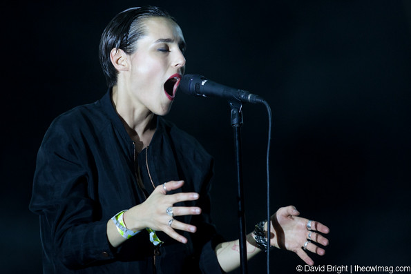 Savages @ FYF, LA 8-22-2015 09