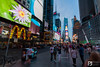 Times Square NYC by philrdjones