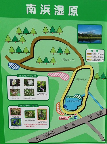 rishiri-island-minamihama-wetlands-map