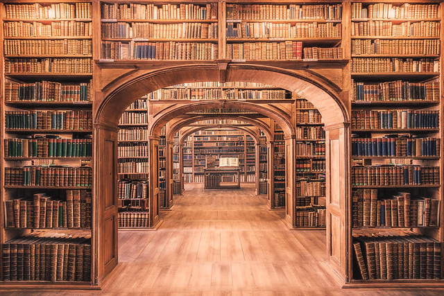 my magic library by - photo #14