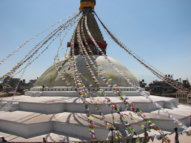 Ступа Будханатх
