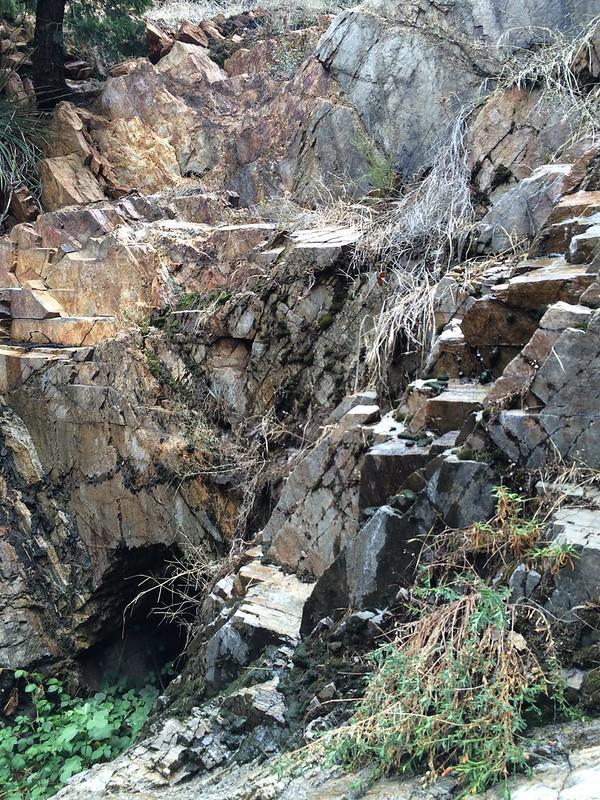 Saucer Canyon Mine