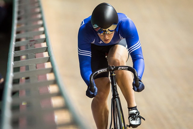 2015 British Cycling National Track Championships - Day one