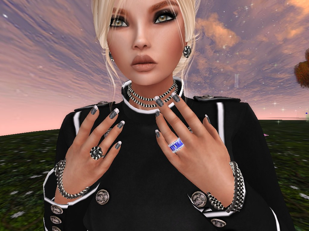 Chop Zuey Gift To The Daisy Moonstone Brc Entice  So Cruel  SLINK MAITREYA Nails HUD secondlife-postcard