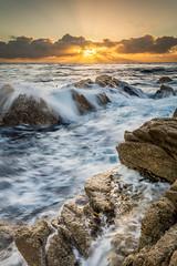 Radiant Carmel Sunset - Carmel, CA