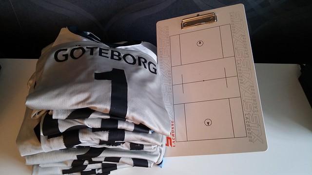 Göteborg Lacrosse Matchställ