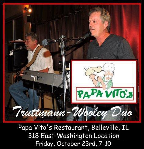 Truttmann-Wooley Duo 10-23-15