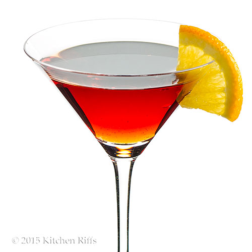 The Harvard Cocktail