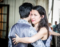 ? and Brahim, De Markten, Brussels Tango Festival, April 2015