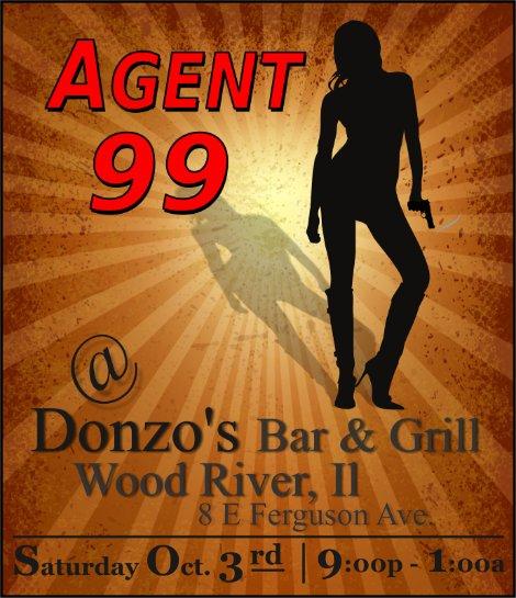 Agent 99 10-3-15