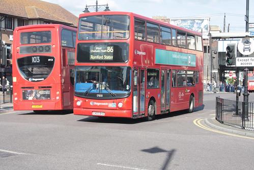 East London 17830 LX03BYD
