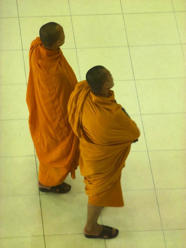 1 - Carnet de Thaïlande - 13 - Bangkok Suvarnabhumi