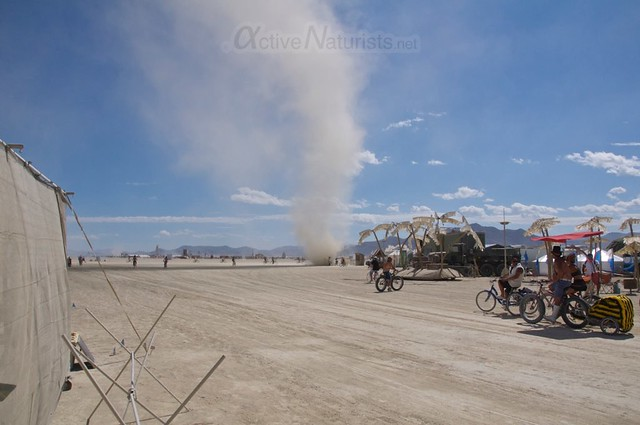 view 0005 Burning Man 2015, Black Rock City, Nevada, USA