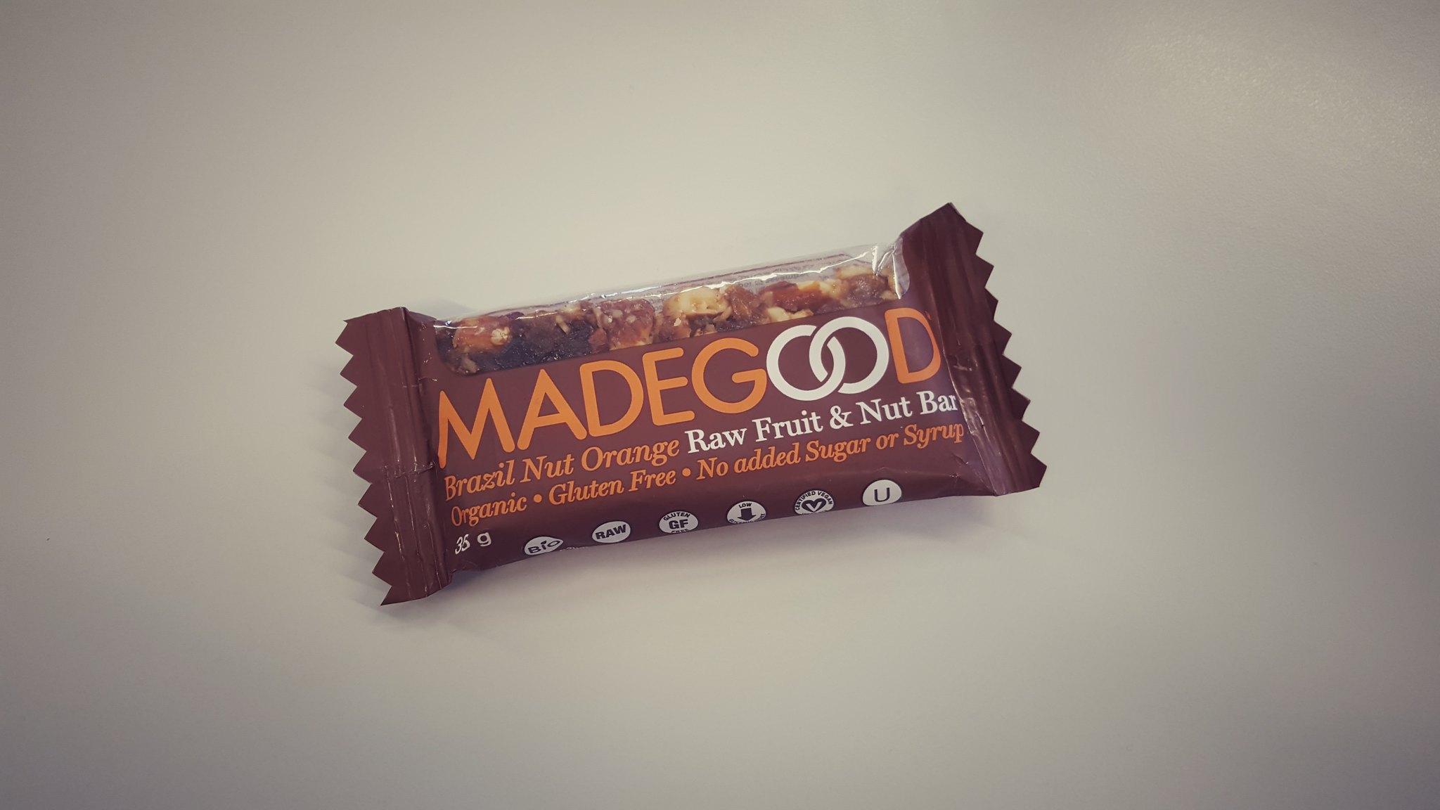 Gezonde snacks: MadeGood