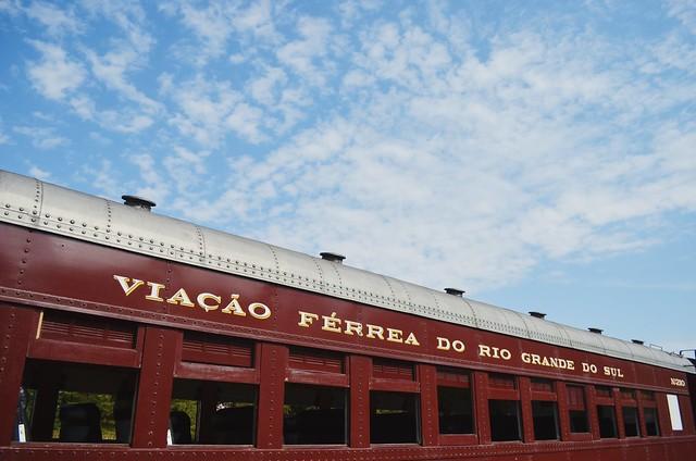Maria Fumaça | Estação de Garibaldi - RS {agosto 2015}