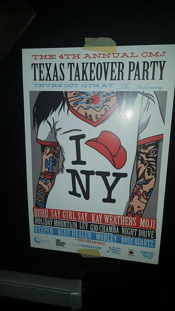 CMJ Texas Takeover Party (1)