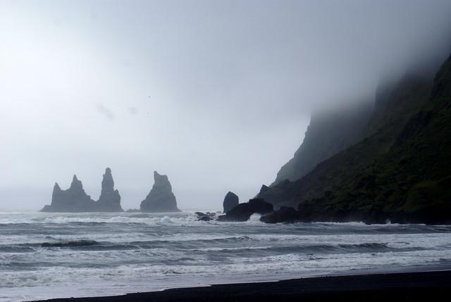 Islandia - Vik - Reynisdrangur