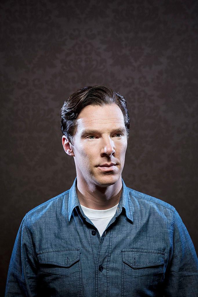 Бенедикт Камбербэтч — Фотосессия для «Пятая власть» на «TIFF» 2013 – 34