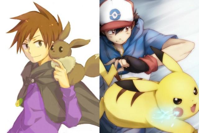 Los 25 Pokemon Trainers más fuertes