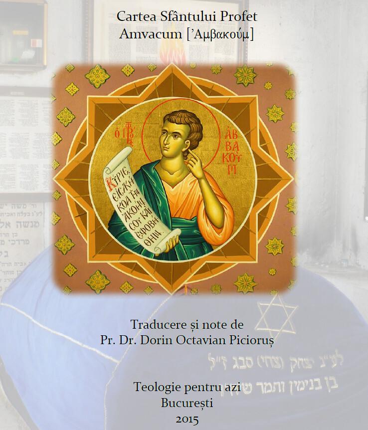 Cartea Sfantului Profet Amvacum