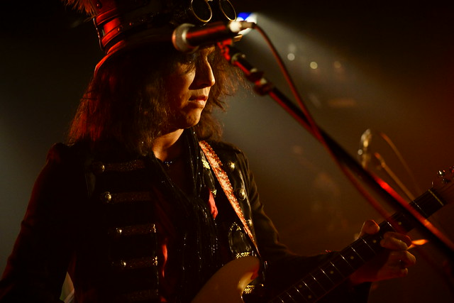 Coal Tar Moon live at 獅子王, Tokyo, 05 Nov 2015. 228