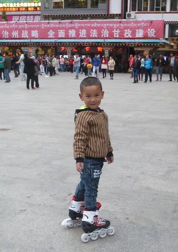 CH-Kangding-Centre-ville-Place du Peuple (2)