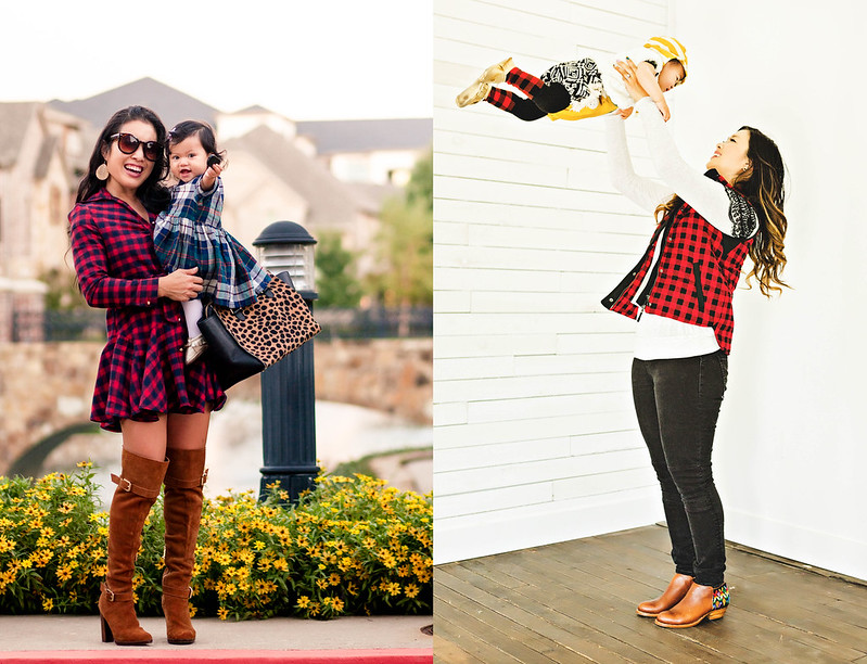 cute & little   sandy a la mode   on trend tuesdays linkup   mommy and me