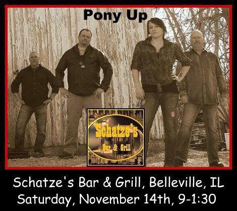 Pony Up 11-14-15