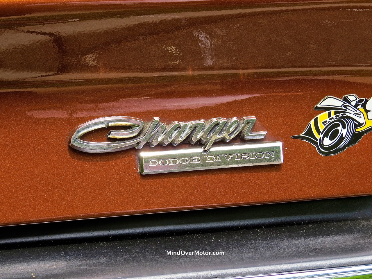 1974 Dodge Charger Badge