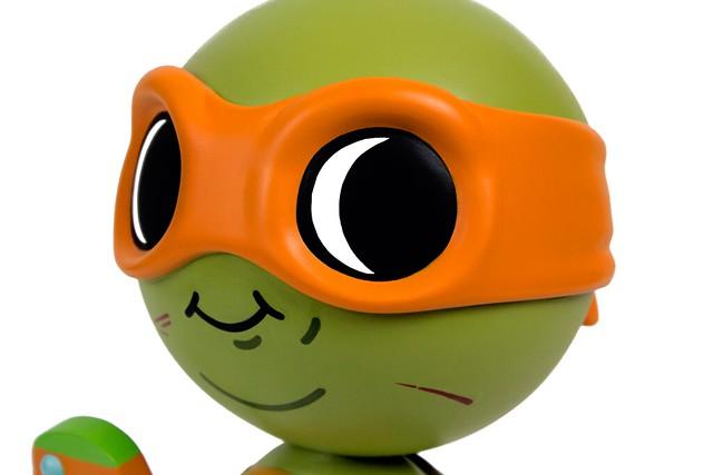 Nickelodeon  TEENAGE MUTANT NINJA TURTLES ; LIL' MIKEY 9