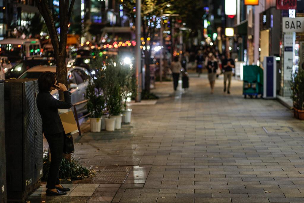 Kitaoyama 3 Chome, Tokyo, Minato-ku, Tokyo Prefecture, Japan, 0.008 sec (1/125), f/2.0, 85 mm, EF85mm f/1.8 USM