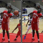 North Crowley Panthers vs. Judson Rockets, McDonald`s Texas Invitational, Phillips Field House, Pasadena, Texas 2015.11.21