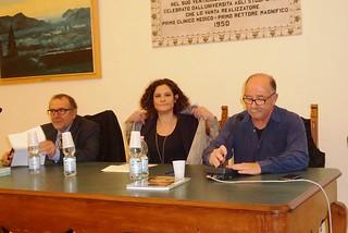 Noicattaro. Michele Dipinto presenta il suo libro a fumetti front