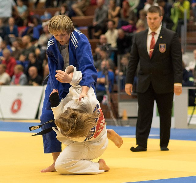 BK2015 senioren +78D Christelle Degueldre (JC Habay) vs Isabeau Vanderhaeghe (Judo Izegem)