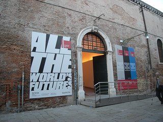 Venice Biennale at Arsenale