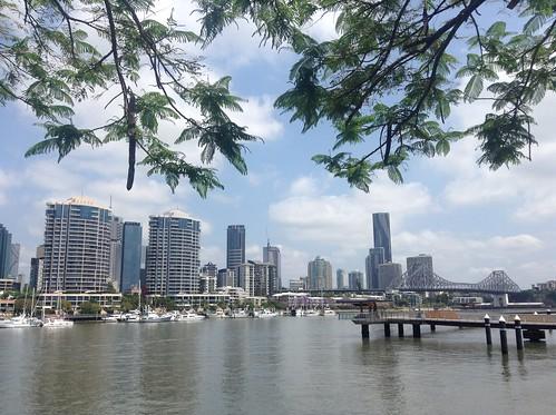 View from Sydney Street Pier