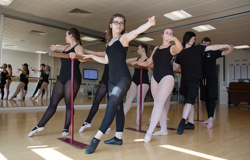 Dance Studio barre
