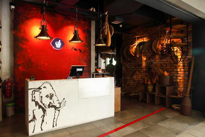 Baan Kun Ya Thai Restaurant Bandar Utama