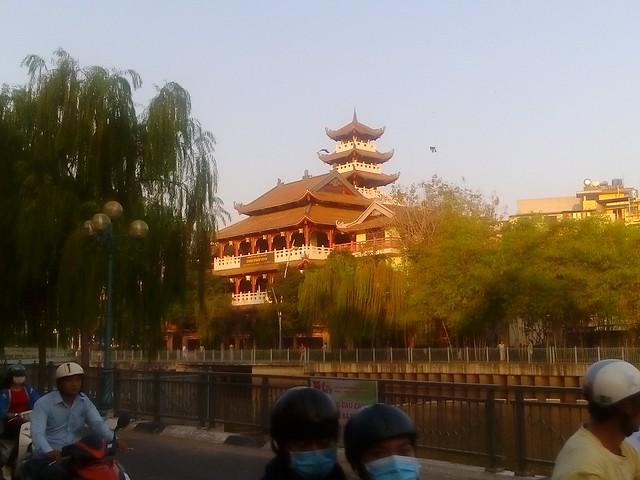 Phap Hoa Temple, HCMC, Vietnam