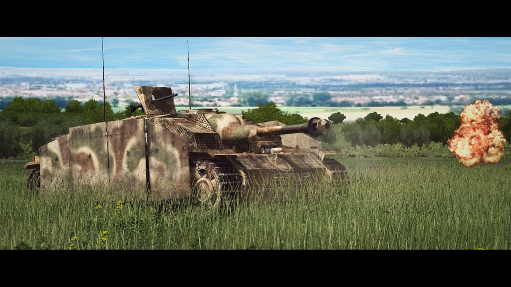1_Combat_Mission_Battle_for_Normandy_War_Movie_ADVANCED_mode_by_BarbaricCo