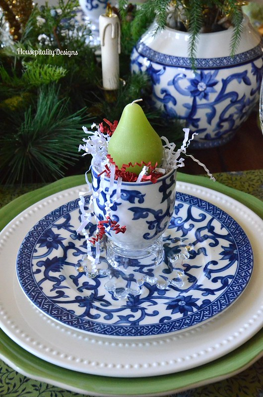 Christmas 2015 Tablesetting - Housepitality Designs