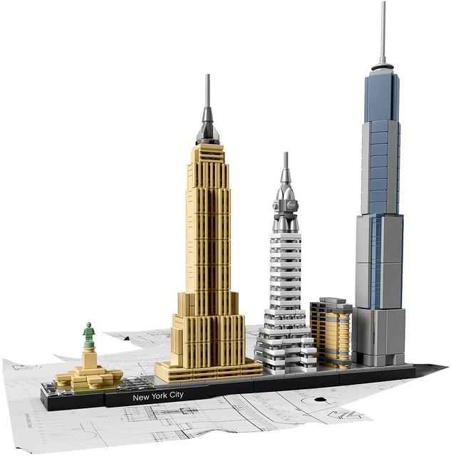 LEGO Architecture 2016   21028 - New York City