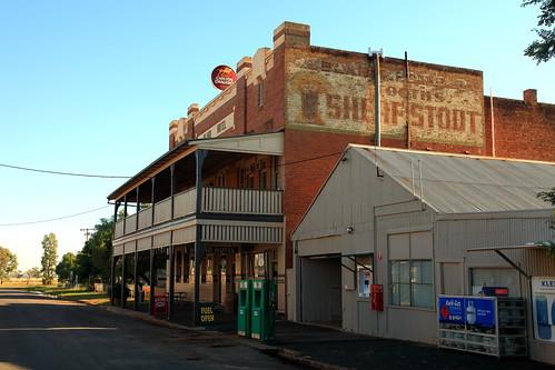 Bland Hotel, Quandialla NSW