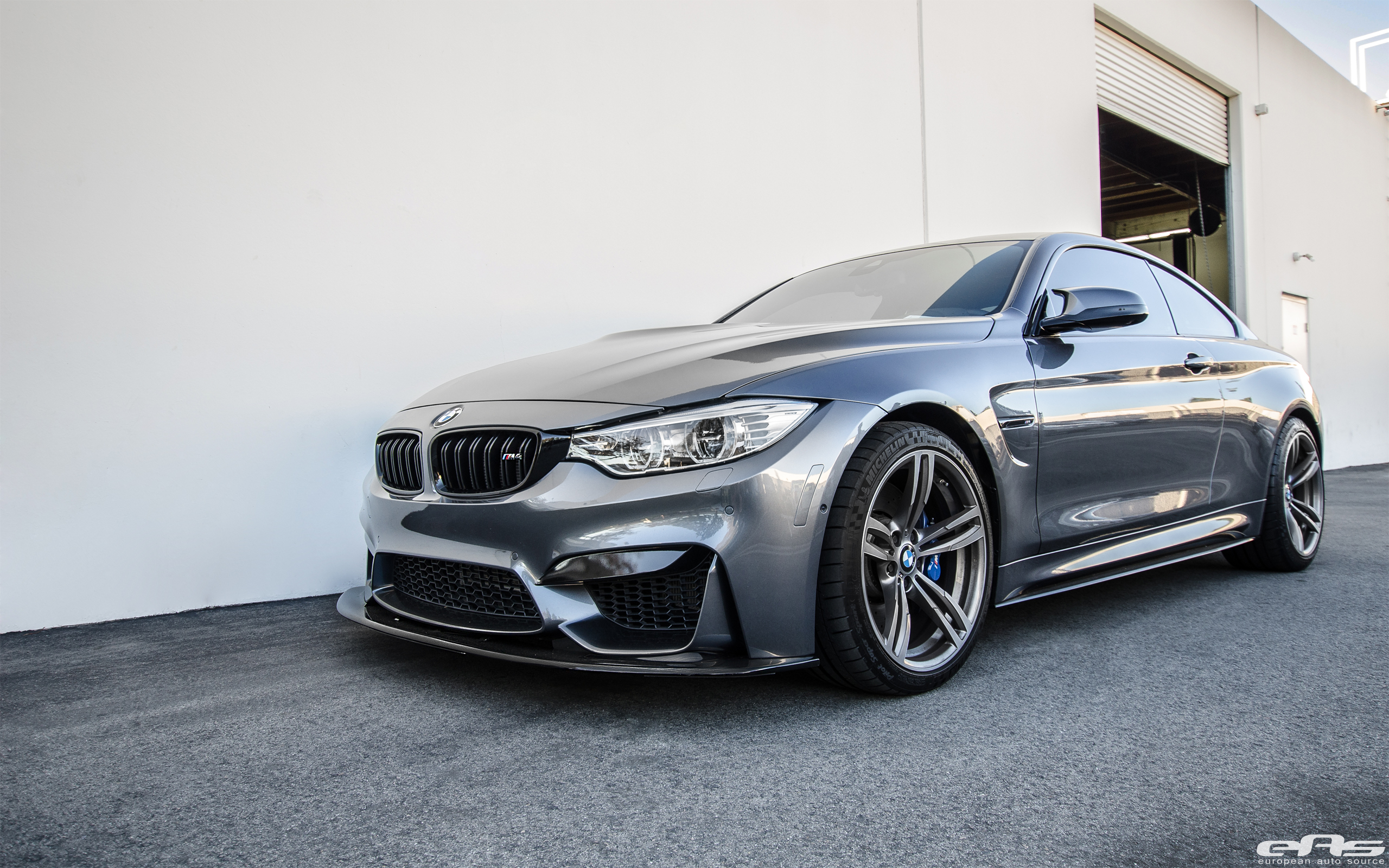 Apr Performance Mineral Grey Metallic M4