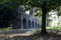 Schietmuur, Wantijpark, Dordrecht