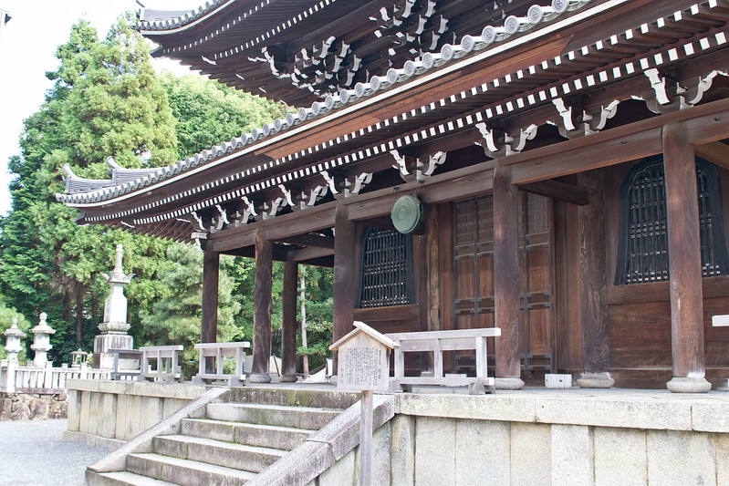 Building in Chion-in Temple, Kyoto | packmeto.com
