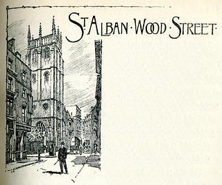 St Alban Wood Street, 1907