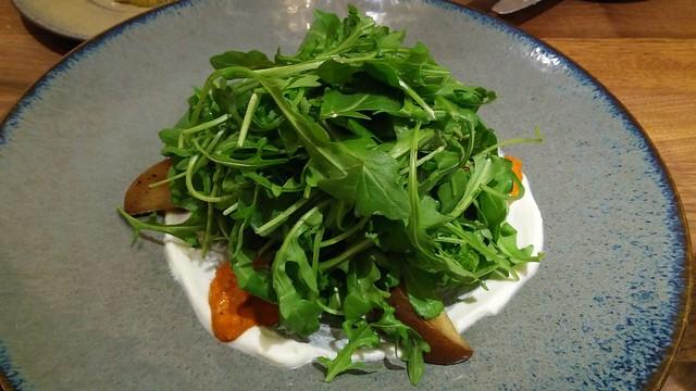 Arugula salad, ARIO at Marco Island Marriott. photo credit: SouthFloridaFoodandWine.com