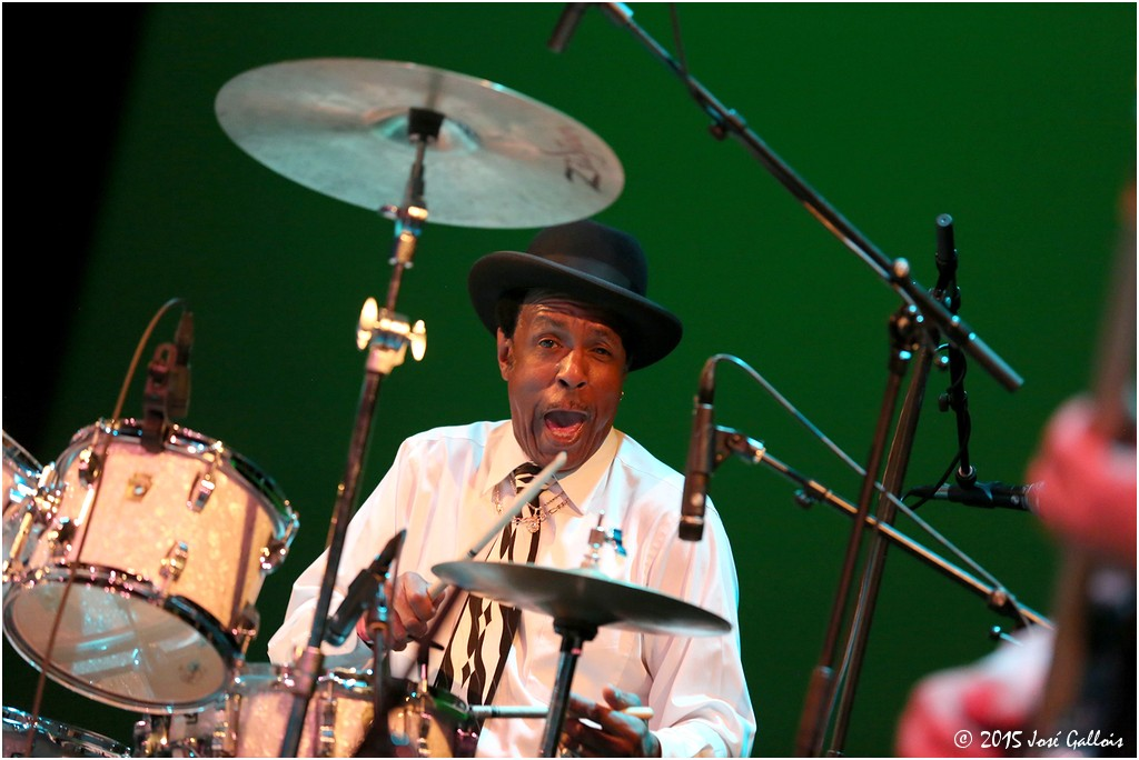 Chicago Blues Festival on Tour Feat. Chick Rodgers