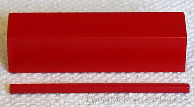 Red Rod Length Matching (Red Rods Extension)